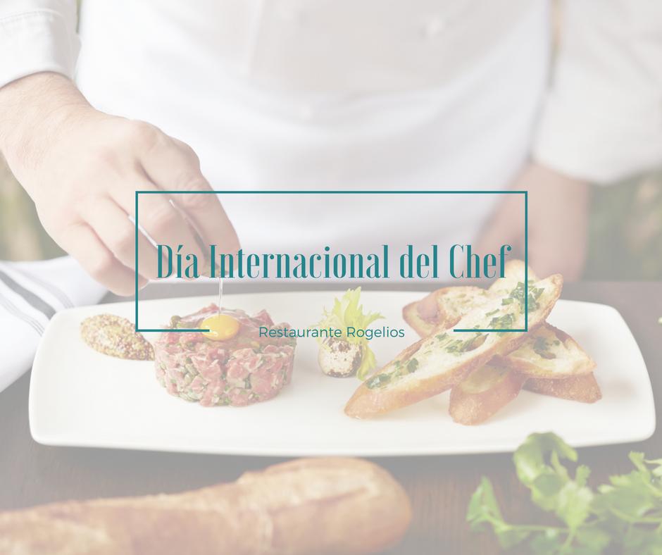 Día Internacional del chef o cocinero