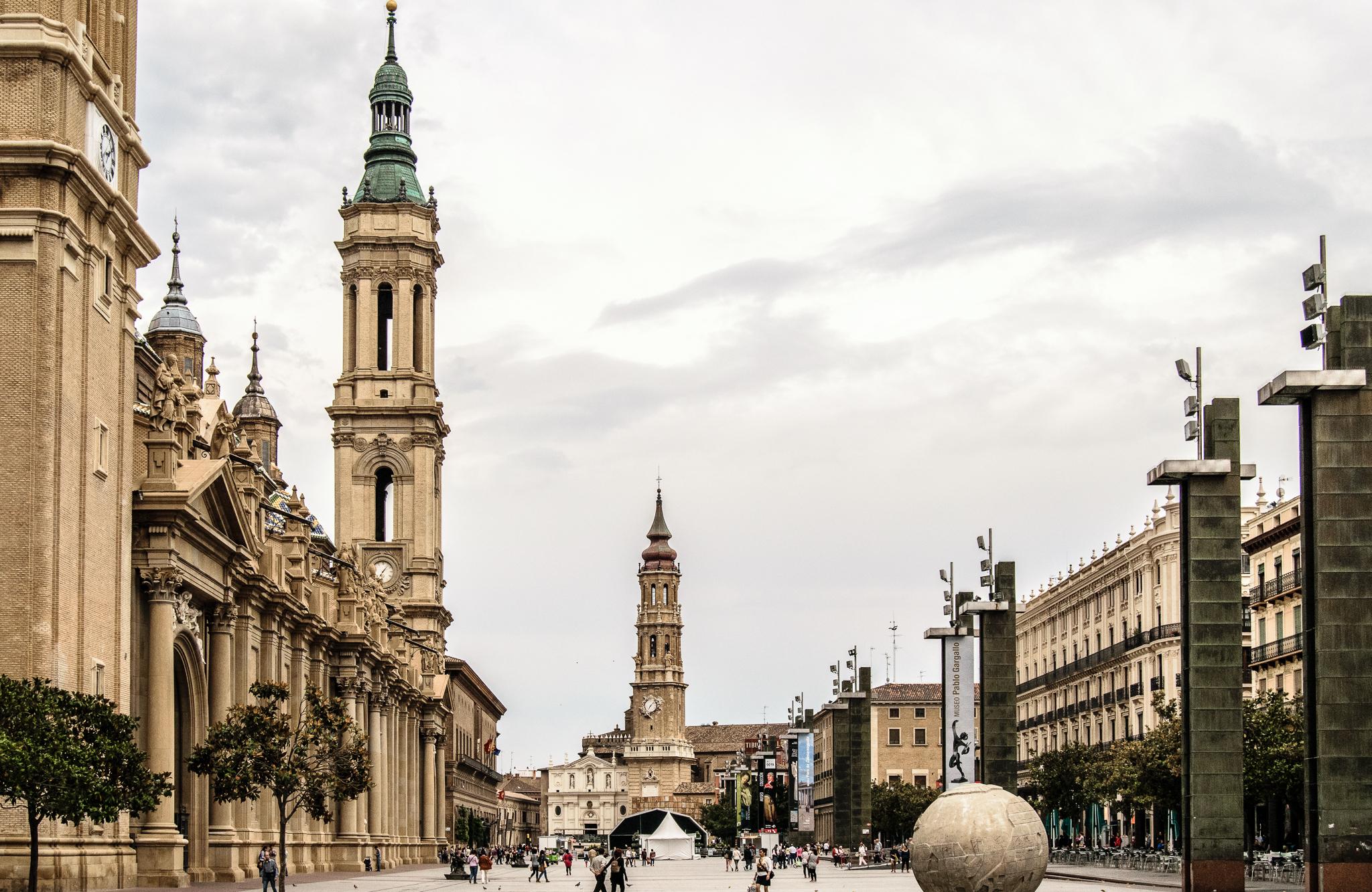 Plaza del Pilar